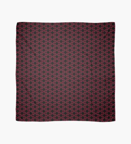 Red and Black Design by Julie Everhart Scarf