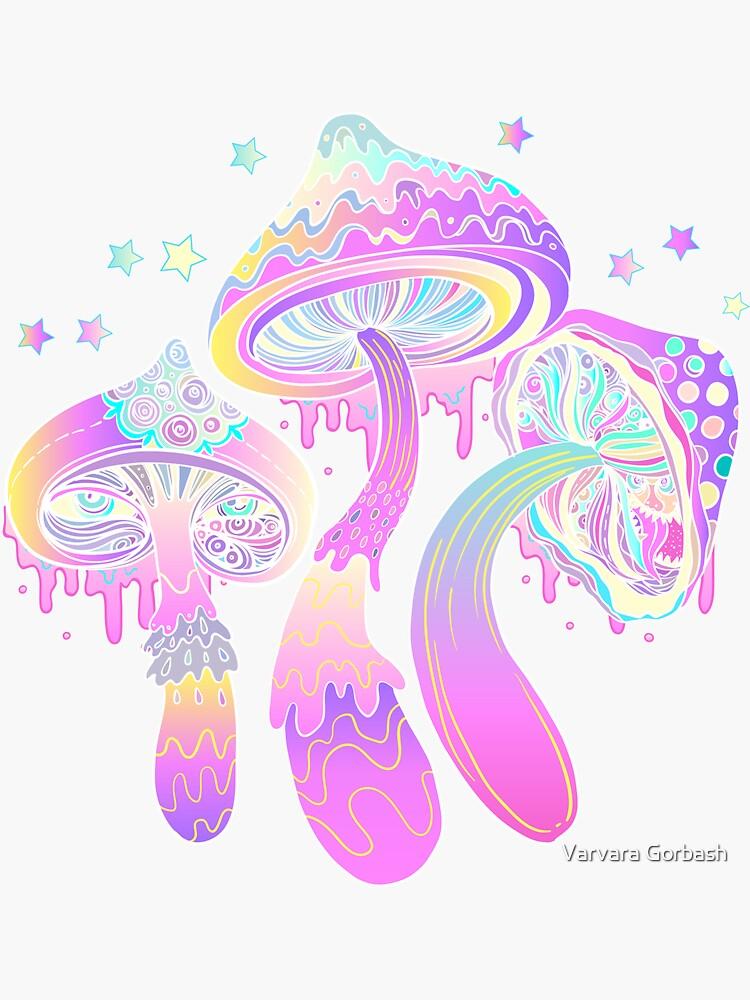Magisches Pilzmuster von varka