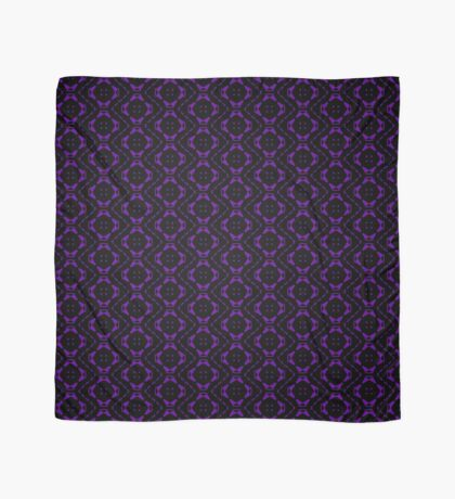 Purple and Black by Julie Everhart Scarf