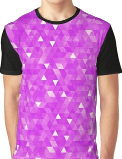 Low Polygon 5 Graphic T-Shirt
