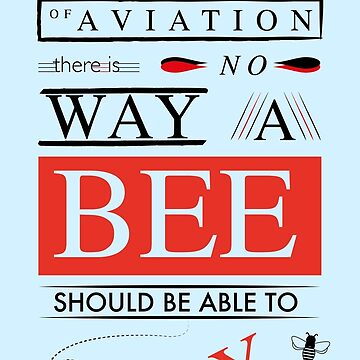 BEE MOVIE SCRIPT Typography by GobbleWobble