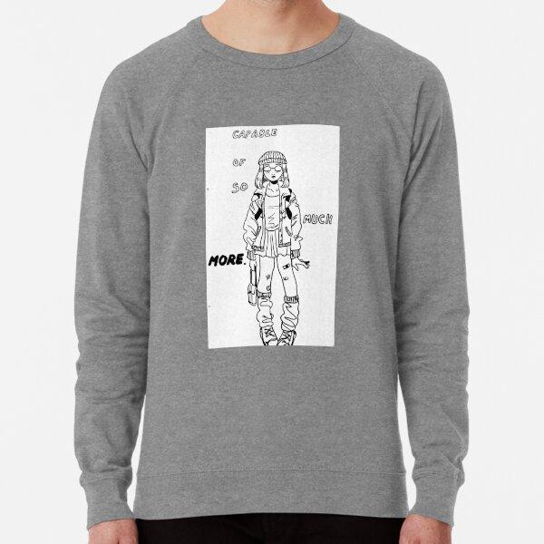 capable Lightweight Sweatshirt