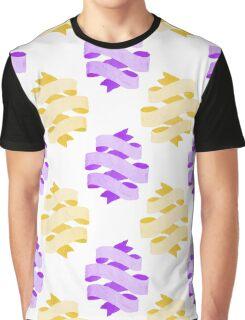 Ribbon Graphic T-Shirt