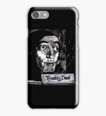 Marty Feldman's Igor Young Frankenstein Tribute  iPhone Case/Skin