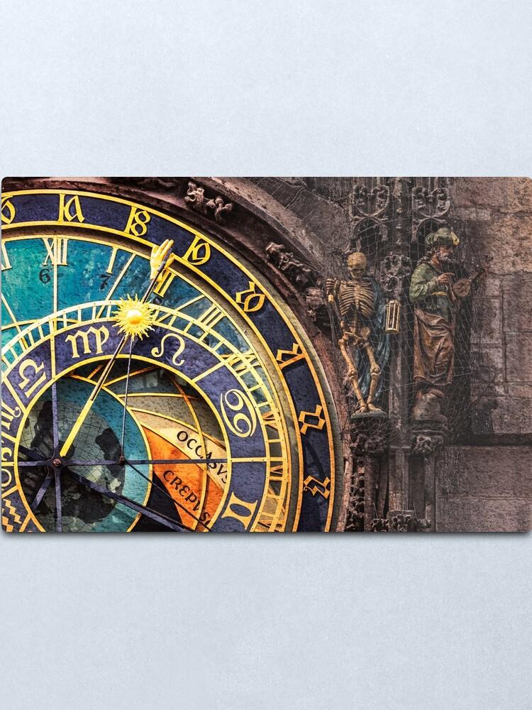 Alternate view of PRAGUE 03 Metal Print