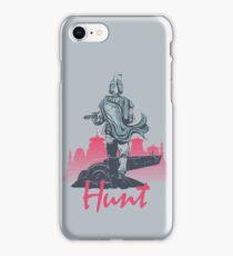 Hunt (light version) iPhone Case/Skin