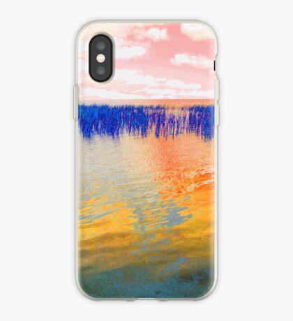 Lakeside 7 iPhone Case