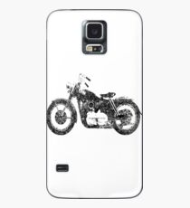 Old Harley Sportster Case/Skin for Samsung Galaxy