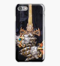 Defender Of The Faith iPhone Case/Skin
