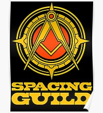 spacing guild Poster