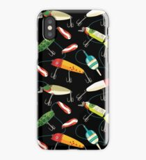 Plenty of Fishing Lures iPhone Case/Skin
