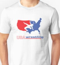 USA wrestling T-Shirt
