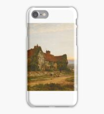benjamin williams leader, landscape iPhone Case/Skin