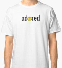 Stone Roses -  Adored Lemon Design Classic T-Shirt
