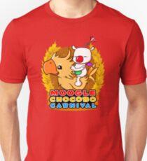 Moogle Chocobo Carnival T-Shirt