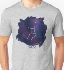 Virgo - Galaxy Unisex T-Shirt