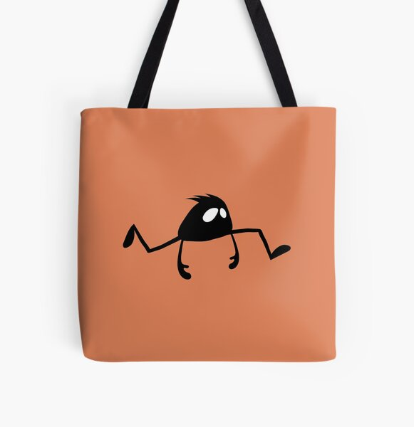 BadaBada - Q is for Quick All Over Print Tote Bag