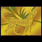 Gepard - Cheetah by fuxart