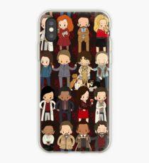 Tiny Hannibal iPhone Case