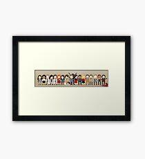 Tiny Hannibal Framed Print