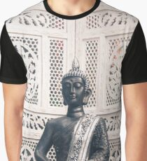 Indian Style Graphic T-Shirt
