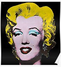 Marilyn Monroe Art Poster