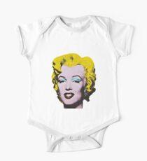 Marilyn Monroe Art Kids Clothes