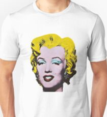 Marilyn Monroe Art T-Shirt