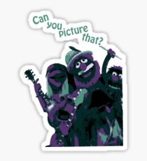 Can You Picture That? - Ver 2 Sticker
