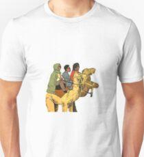 3 Wise Migos Unisex T-Shirt
