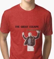 Hilts 'The Great Escape' Tri-blend T-Shirt