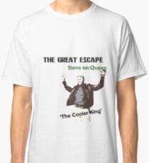 The Cooler King- Steve McQueen Classic T-Shirt