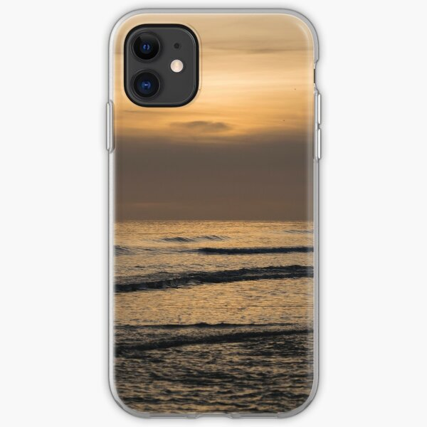 Paddle Boarding at Sunset iPhone Soft Case