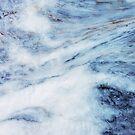 Blauer Marmor von katielavigna