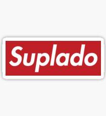 Supreme (Suplado edition) Sticker