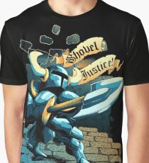 Steel Thy Shovel! Graphic T-Shirt