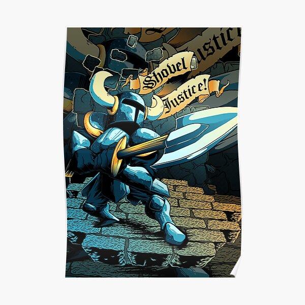 Steel Thy Shovel! Poster