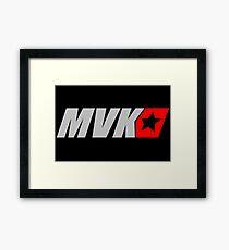 maverick vinales Framed Print