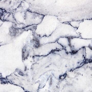 Black&Blue Marble by katielavigna