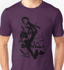 Senjougahara second version Unisex T-Shirt
