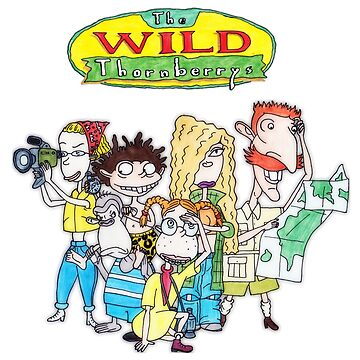 The Wild Thornberrys by Milly2015