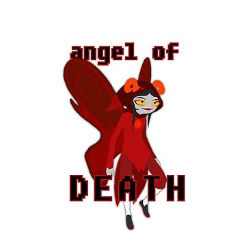 Angel of Death by chaotichomo