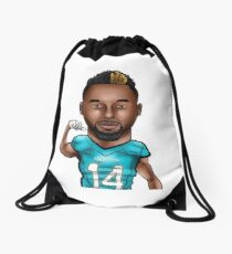Jarvis Landry Cartoon Turnbeutel