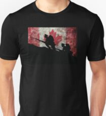 Over The Top! Canada Unisex T-Shirt