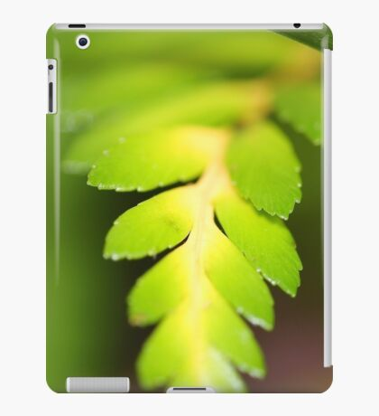 Fern iPad Case/Skin