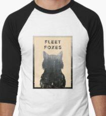 Fleet Foxes Men's Baseball ¾ T-Shirt