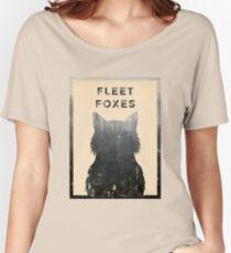 Fleet Foxes Women's Relaxed Fit T-Shirt