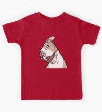 Happy Smiling Pickles The Pit Bull Kids Tee