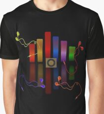Energy of the sound Graphic T-Shirt