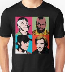 The A-Warhol Team Unisex T-Shirt
